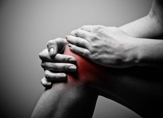 Pain in back of knee