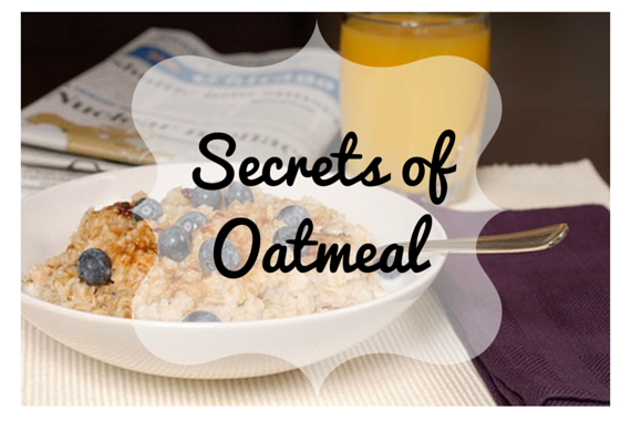 SECRETS OF OATMEAL (1)