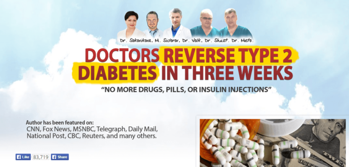 7 Steps To Health and The Big Diabetes Lie Review SCAM ...