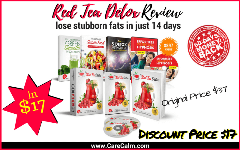 Red Tea Detox Review Pdf By Lizz Swann Miller Is Scam